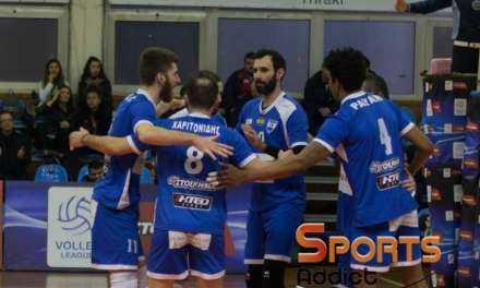 Δηλώσεις Μουστακίδη & Ριζόπουλου μετά τη νίκη με Παναχαϊκή (video)