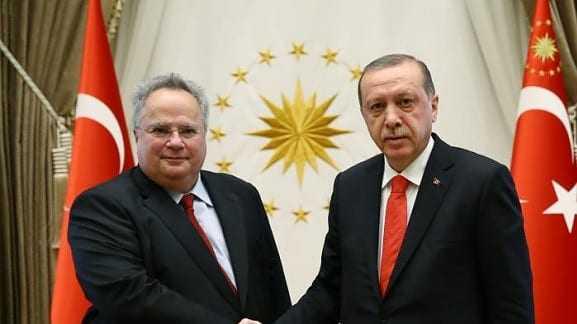 ΕΛΛΗΝΙΚΗ ΔΙΠΛΩΜΑΤΙΑ: Κοτζιάς: Λέω στον Ερντογάν ότι ο Αλλάχ μας έριξε εδώ. Να ζούμε ειρηνικά