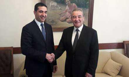 Στον Δήμαρχο Ξάνθης ο νέος Γεν. Πρόξενος της Κυπριακής Δημοκρατίας