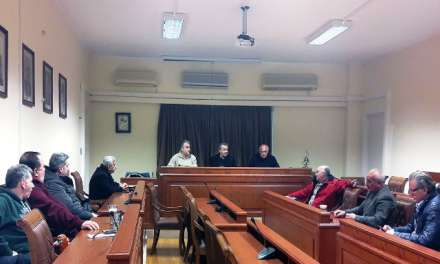 Έκτακτη σύσκεψη στο Δήμο Ξάνθης ενόψει της επικείμενης κακοκαιρίας