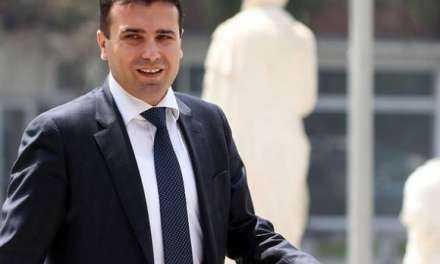 """Νέα """"βόμβα"""": Ο ίδιος ο Ζάεφ αποκαλεί τους Σκοπιανούς """"Μακεδόνες"""""""