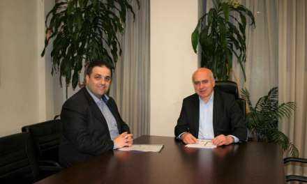 Ο κ. Αλέξανδρος Ιωσηφίδης νέος Αντιπεριφερειάρχης Ανάπτυξης και Πρόεδρος της Επιτροπής Ανάπτυξης ΑΜΘ