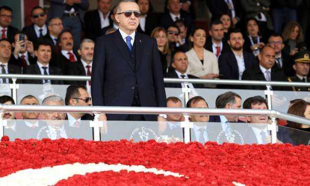 Ερντογάν: Στρατιωτικές επιχειρήσεις και στο Βόρειο Ιράκ αν δεν το πράξει η Βαγδάτη