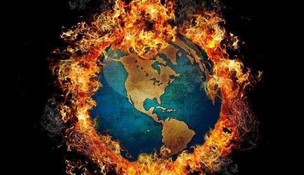 Νάνοι της πολιτικής, αξιοποιούν πολιτικά, ακόμη και την υπερθέρμανση του Πλανήτη