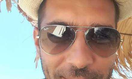 Βυθίστηκε στο πένθος το Μορφοβούνι για τον χαμό του άτυχου πιλότου
