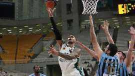 Μπάσκετ: Νίκησε Κολοσσό και βλέπει Ρεάλ ο Παναθηναϊκός