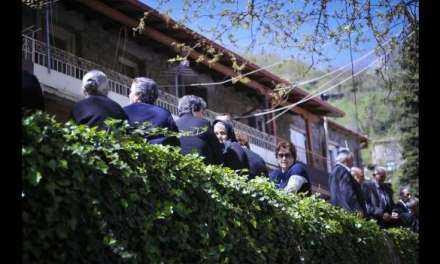 Σε κλίμα βαθιάς συγκίνησης η κηδεία του Σμηναγού Γιώργου Μπαλταδώρου