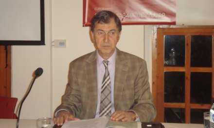 Μ. Στυλιανίδης: Δεν μπορεί ο δήμος να απεμπολεί ακίνητα της ιδιοκτησίας του
