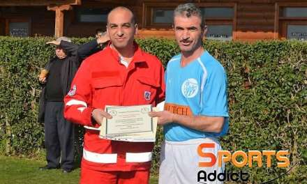 Ο Ε.Ε.Σ. Ξάνθης κάλυψε υγειονομικά τον αγώνα ποδοσφαίρου για τον μικρό Βασίλη