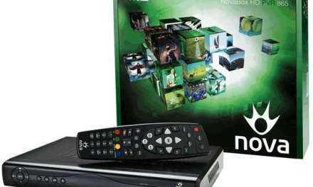 Τηλεόραση; Ποια τηλεόραση; Η Nova δίνει την λύση