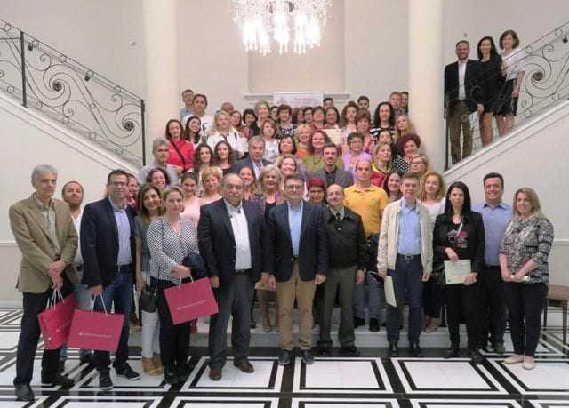 ΑΚΑΔΗΜΙΑ ΠΑΜΘ:  500 πολίτες και 130 καθηγητές συμμετείχαν στον τρίτο κύκλο διαλέξεων