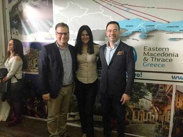 3ο Ελληνικό Σαββατοκύριακο στο Βελιγράδι συμμετοχή της Περιφέρειας