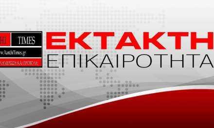 Έκτακτο: Μολότοφ στο σπίτι του Αλέκου Φλαμπουράρη και στα γραφεία του ΠΑΣΟΚ