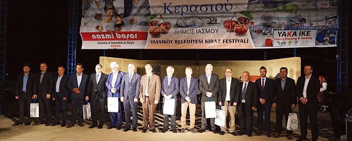 Όσα δεν μάθαμε στο «Φεστιβάλ Κερασιού» μπορεί να τα δούμε στς εκδηλώσεις της 25ης Πανελλήνιας Εμπορικής Έκθεσης ΑΜΘ