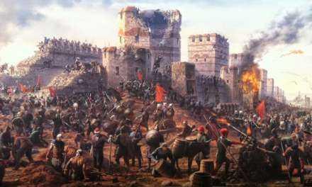 29 Μαΐου 1453: Όταν «έπεσε» η Πόλη- Οι μόλις 7.000 άνδρες του Παλαιολόγου απέναντι στους 150.000 του Μωάμεθ