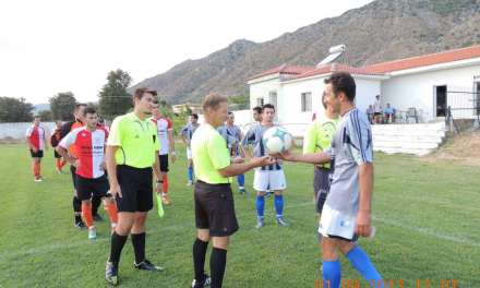 Α.Σ. ΚΕΡΑΥΝΟΣ ΛΕΥΚΟΠΕΤΡΑΣ: Μην εγκαταλείπεις το γήπεδο μας δήμαρχε