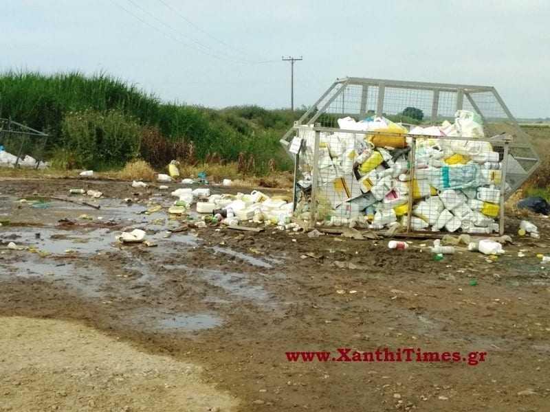 ΣΟΚ προκαλεί η οικολογική βόμβα. Αδιάφορος ο δήμαρχος Ιάσμου.