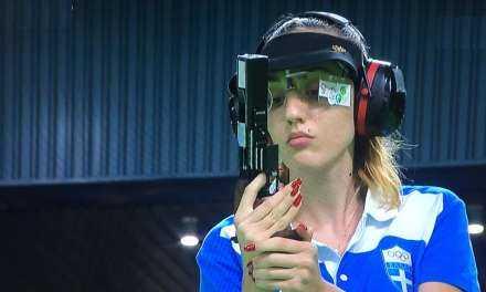 Νέο παγκόσμιο ρεκόρ από την Άννα Κορακάκη