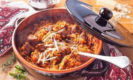 Γιουβέτσι με αρνάκι Αγαπημένο παραδοσιακό πιάτο
