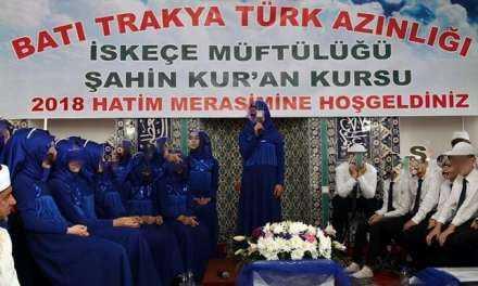 Ποιήματα μίσους για τους Έλληνες παρουσία του βουλευτη Ζειμπέκ-Ερώτηση στην βουλή από την Χ.Α.