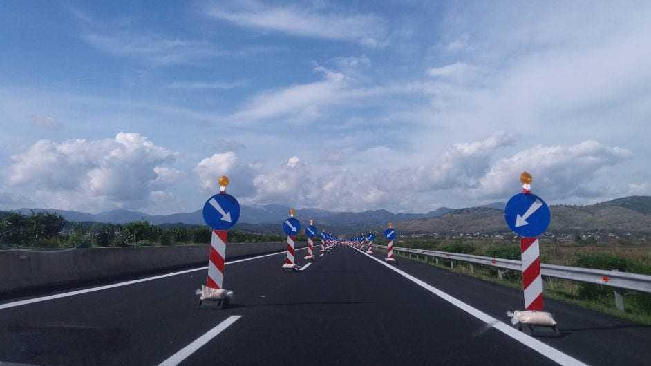 «Κυκλοφοριακά μέτρα στην παράκαμψη Καβάλας»