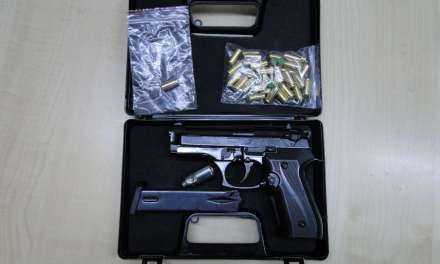 Και όπλα στην Καβάλα