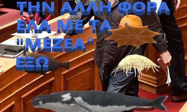 """Δυστυχώς τα """"σούργελα"""" εκπροσωπούν τους Έλληνες"""