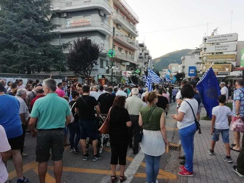 Η Ξάνθη για μία ακόμη φορά βροντοφώναξε: «Η Μακεδονία είναι Ελληνική»