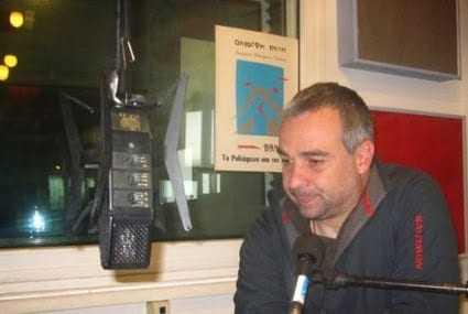 Θύμα ξυλοδαρμου ο Μ. Φανουράκης ελέω … πολιτικής;