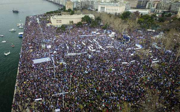 Η διαχείριση στο Μακεδονικό παράγει διχασμό