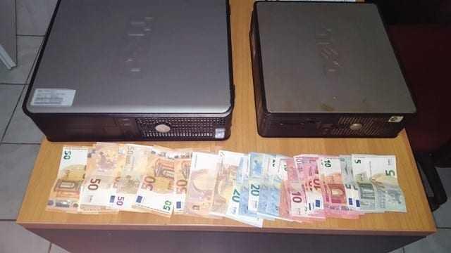 Συνελήφθησαν 2 άτομα για «φρουτάκια»
