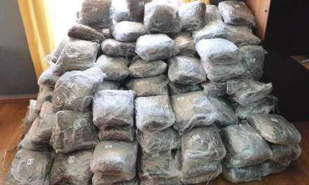 Πολύ μεγάλη ποσότητα ναρκωτικών στα χέρια της Αστυνομίας