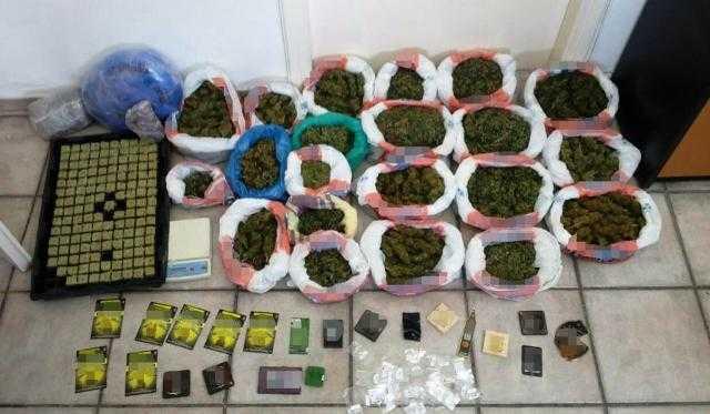 ΘΑΣΟΣ: Από την «παραγωγή» ναρκωτικών στην κατανάλωση των ναρκωτικών