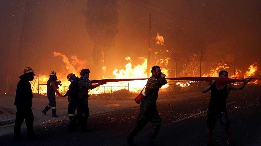 Οδηγίες Π.Υ. Ξάνθης για πυρκαγιές