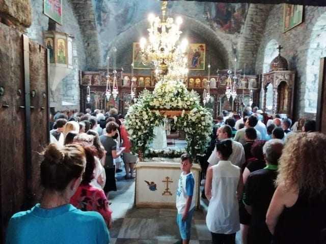 Ιερά Μονή Παναγιάς Αρχαγγελιώτισσας το επίκεντρο της Χριστιανοσύνης στην Ξάνθη