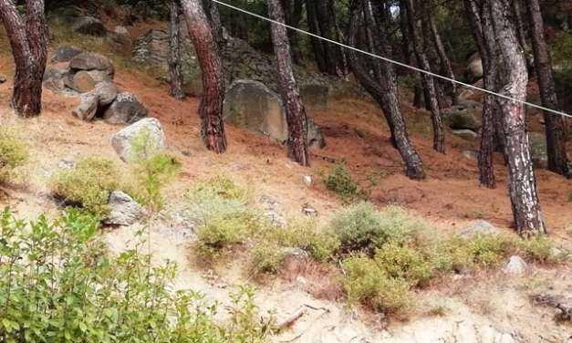 Υπαρκτός ο κίνδυνος πυρκαγιάς στο περιαστικό δάσος της Ξάνθης-θα  καούν τα μοναστήρια