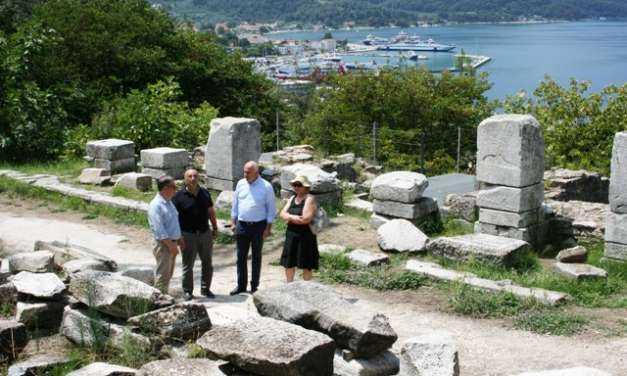 4,9 εκ. ευρώ για το μνημείο των Φιλίππων και της Θάσου