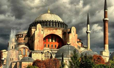 Παραμένει Μουσείο η Αγιά Σοφιά, σύμφωνα με την απόφαση του Συνταγματικού Δικαστηρίου της Τουρκίας