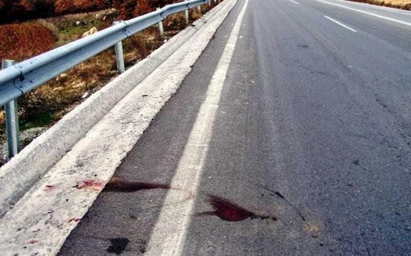 Θανατηφόρο τροχαίο ατύχημα