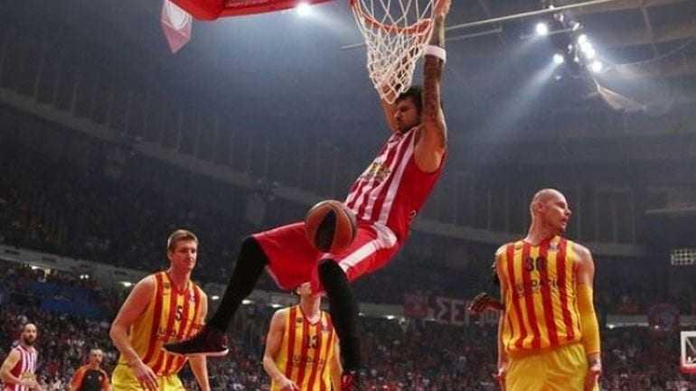 Euroleague: Πρεμιέρα ο Ολυμπιακός με την Μπαρτσελόνα