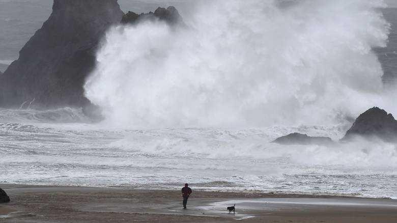 Προσοχή: Θυελλώδεις άνεμοι στην θαλάσσια περιοχή Πόρτο Λάγος
