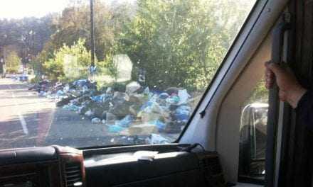 Σκουπίδια στην…Ολυμπιακή ιδέα