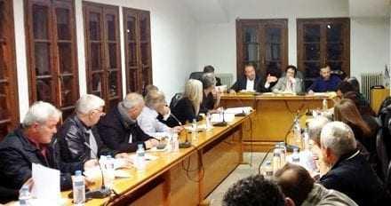 Μ. Δευτέρα η συνεδρίαση του Δημοτικού Συμβουλίου Τοπείρου.