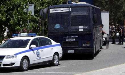 Μηνιαία Δραστηριότητα της Ελληνικής Αστυνομίας  (Απρίλιος 2016)
