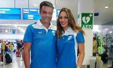 Ρίο: Χάλκινο μετάλλιο στο αεροβόλο η Αννα Κορακάκη
