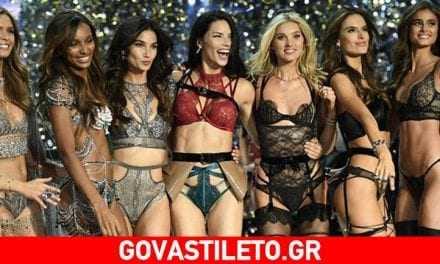 Οι «άγγελοι» της Victoria's Secret μάγεψαν το Παρίσι