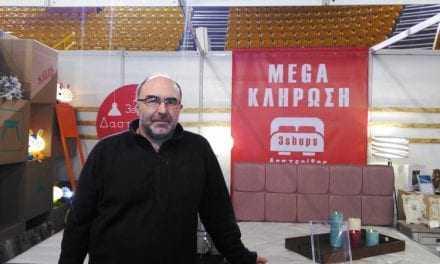 Αλέξανδρος Δαστερίδης, ένας Ξανθιώτης επαγγελματίας, που στηρίζει τον θεσμό της Πανελλαδικής Έκθεσης
