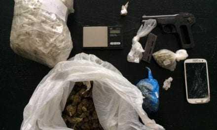 """ΞΑΝΘΗ: Ναρκωτικά και όπλο στο υπόγειο και σύλληψη """"φιλοξενούμενου"""" στην Κασάνδρα"""