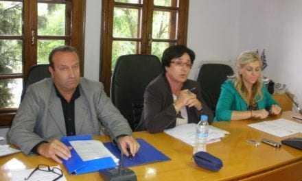 Προεδρείο και μέλη επιτροπών στον Δήμο Τοπείρου