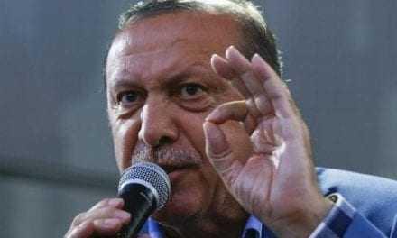 Ο Ερντογάν παραδέχθηκε ότι εισέβαλε στη Συρία για να αποτρέψει τον διαμελισμό της Τουρκίας